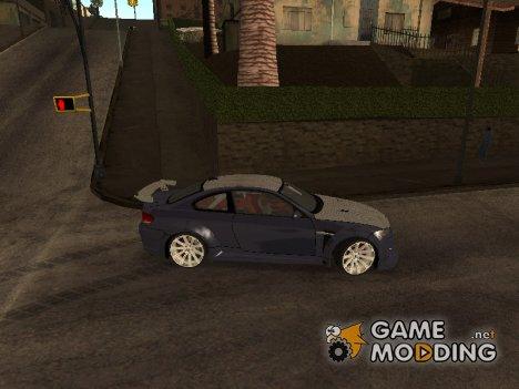 Пак автомобилей BMW для GTA San Andreas