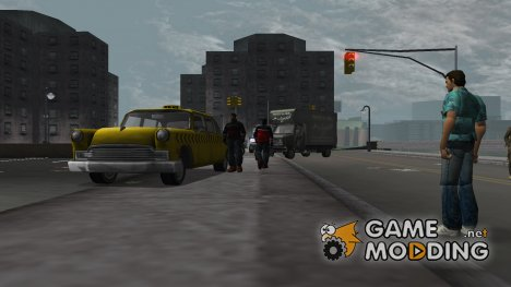 New Liberty City для GTA 3