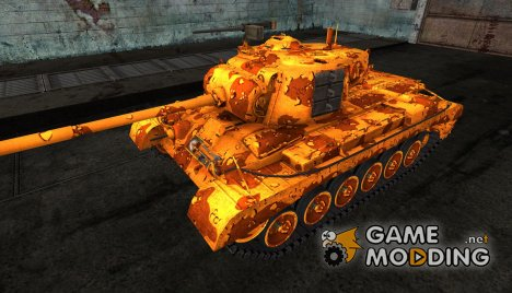 Шкурка для M46 Patton 8 for World of Tanks