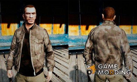 Армейская куртка для GTA 4