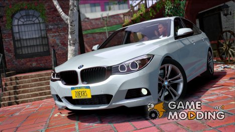 BMW 335i GT FINAL for GTA 5