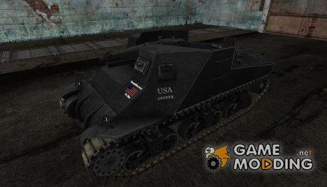Шкурка для T40 для World of Tanks