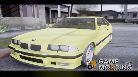 BMW E36 M3 1997 for GTA San Andreas