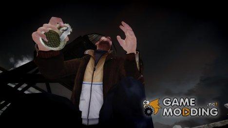 Impact Grenade for GTA 4