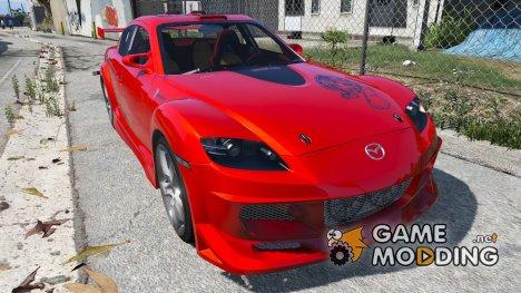 2004 Mazda RX-8 for GTA 5