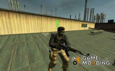 Ferrari Black's U.S. Special Forces Operative for Counter-Strike Source