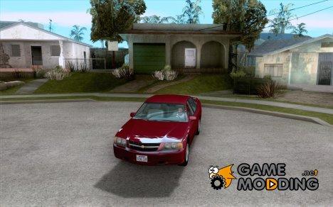 Chevrolet Impala 2003 для GTA San Andreas