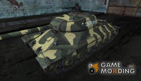 Шкурка для ИС-6 for World of Tanks