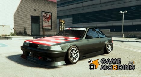 Toyota Soarer GZ20 Camber for GTA 5