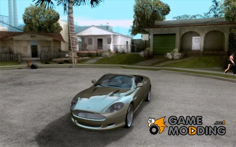 Aston Martin DB9 Volante for GTA San Andreas