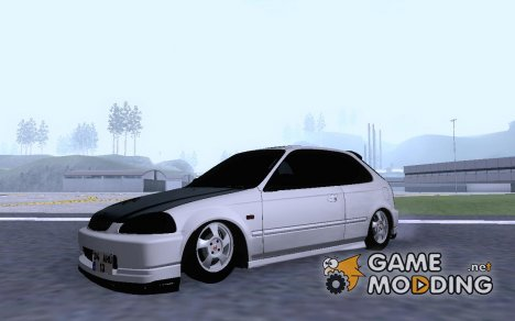 Honda Civic Osman Tuning для GTA San Andreas