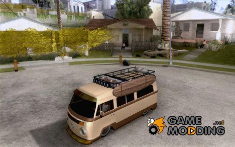 Volkswagen Kombi Classic Retro for GTA San Andreas