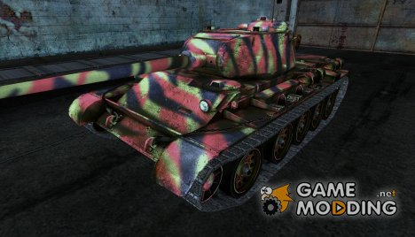 T-44 19 for World of Tanks