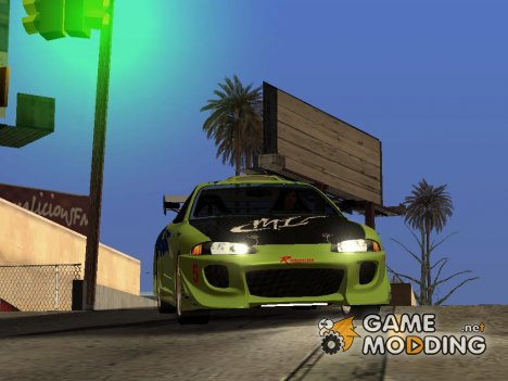 Mitsubishi Eclipse GS-T 1997 for GTA San Andreas