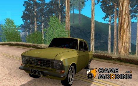 Москвич 412 Тюнинг для GTA San Andreas