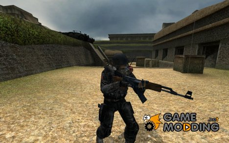 S.T.A.L.K.E.R. Exosceleton SAS for Counter-Strike Source