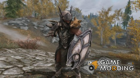 Dragon Knight Armor для TES V Skyrim