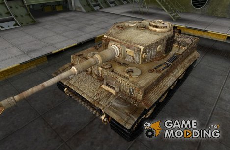 PzKpfw VI Tiger 4 для World of Tanks