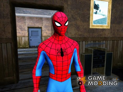 Spider-Man Marvel Heroes (Classic) for GTA San Andreas