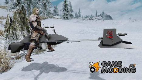 Speeder Bike for TES V Skyrim