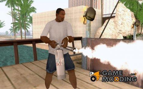 Fire ex (stif) for GTA San Andreas
