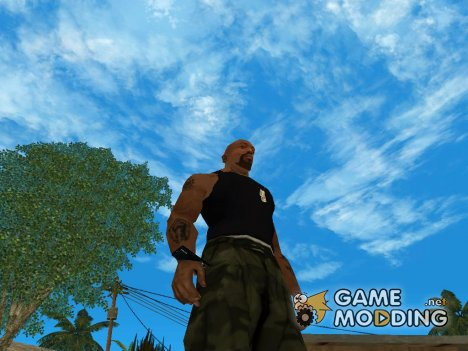 SamsungSDC-MS61 Mod for GTA San Andreas