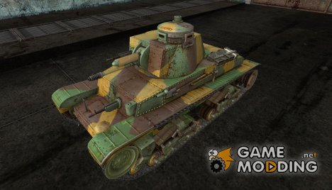 Шкурка для PzKpfw 35(t) for World of Tanks