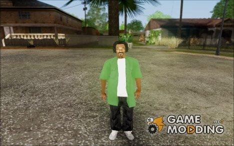Snoop Dogg Mod for GTA San Andreas