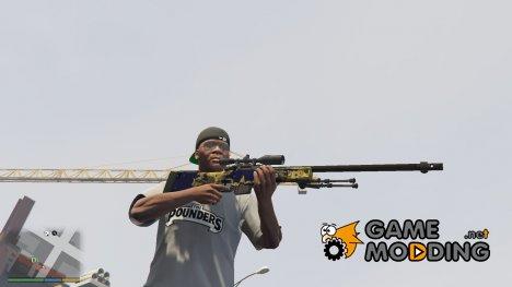 AWP Man O War for GTA 5