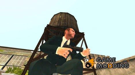 Battlefield 3 Glock 17 для GTA 4