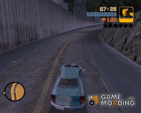 New roads for GTA 3 для GTA 3