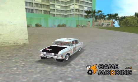 Москвич 412 ралли for GTA Vice City