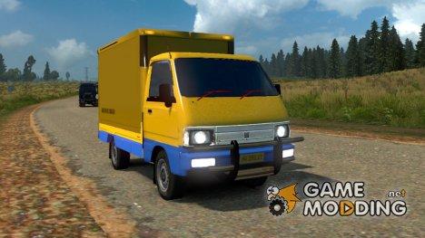 Suzuki Carry for Euro Truck Simulator 2