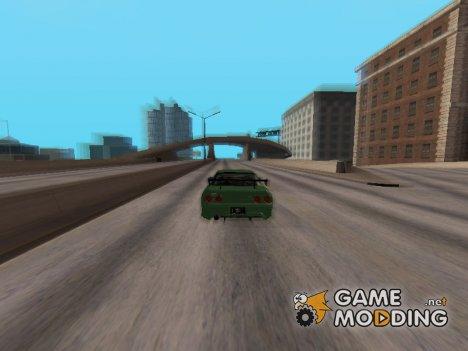 Эффект встряски камеры при ускорении как в GTA 5 для GTA San Andreas