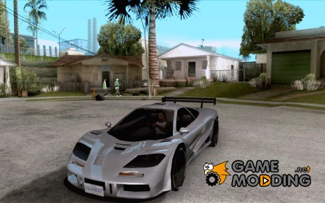 McLaren F1 LM for GTA San Andreas