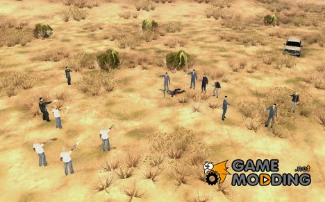 Большая сделка for GTA San Andreas