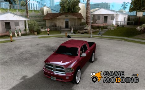 Dodge Ram 1500 Longhorn 2012 for GTA San Andreas