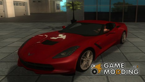 Chevrolet Corvette C7 Stingray 2014 для GTA San Andreas