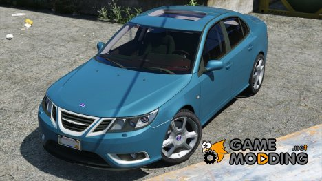 SAAB 9-3 Turbo X for GTA 5