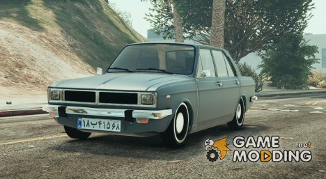 Peykan (Iranian Car) for GTA 5