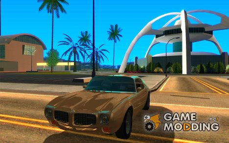 Pontiac Trans Am 1967-1969 for GTA San Andreas