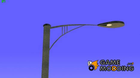 ELECTRICA Part 2: Streetlights для GTA San Andreas