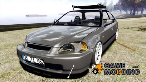 Honda Civic 1.6 İes для GTA 4