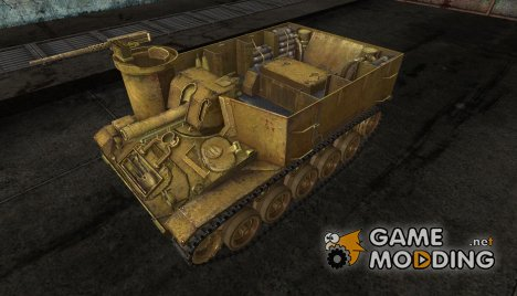 M37 for World of Tanks