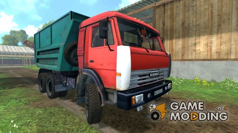 КамАЗ 55111 for Farming Simulator 2015