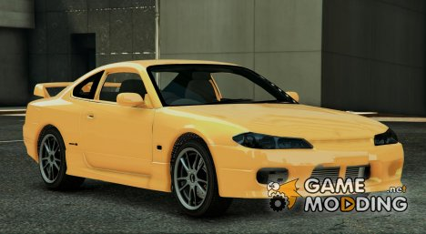 Nissan S15 0.1 for GTA 5