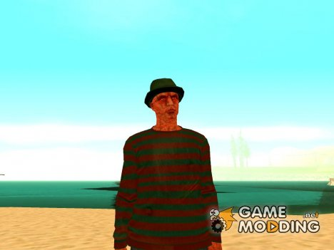 Фредди for GTA San Andreas