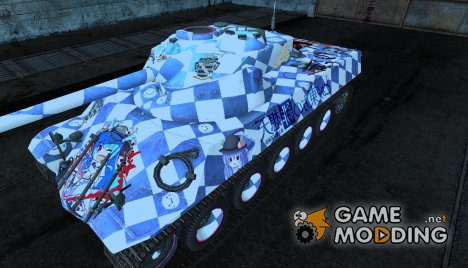 Шкурка для Lorraine 40t for World of Tanks