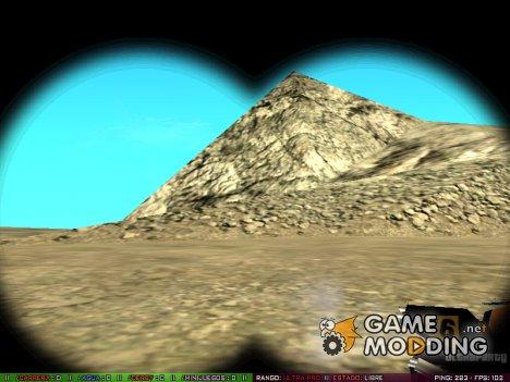 Binoculars for GTA San Andreas