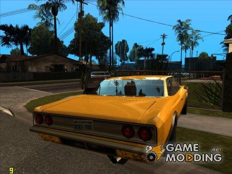 ENB только блеск авто v2 для GTA San Andreas